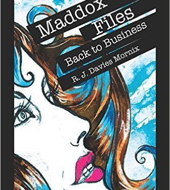 Maddox Files Blog Tour