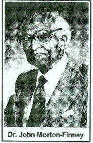 Dr. John Morton Finney